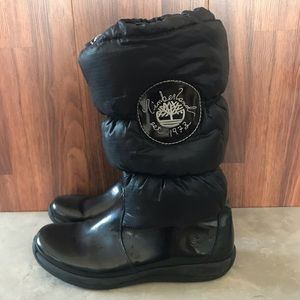 Timberland Waterproof Insulated Snow Boots